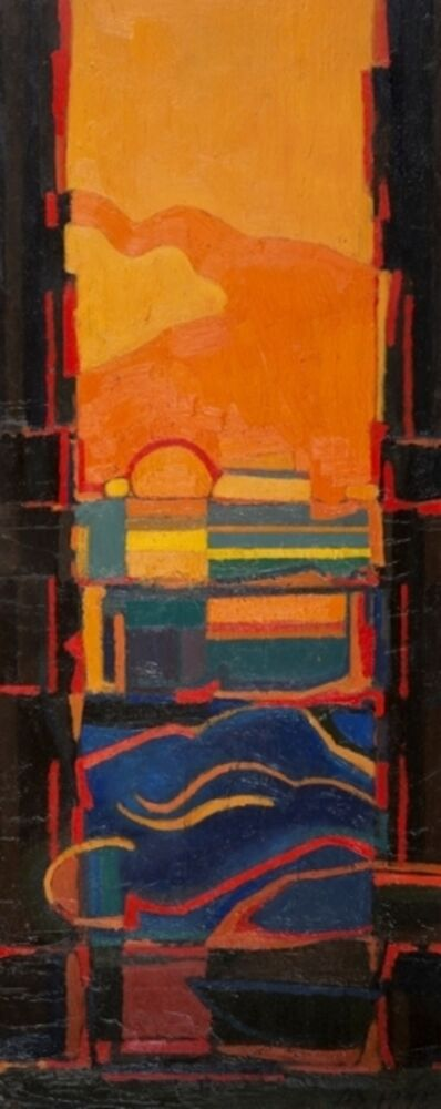 Derek Stafford, 'End of the Day Abstraction II', 1993
