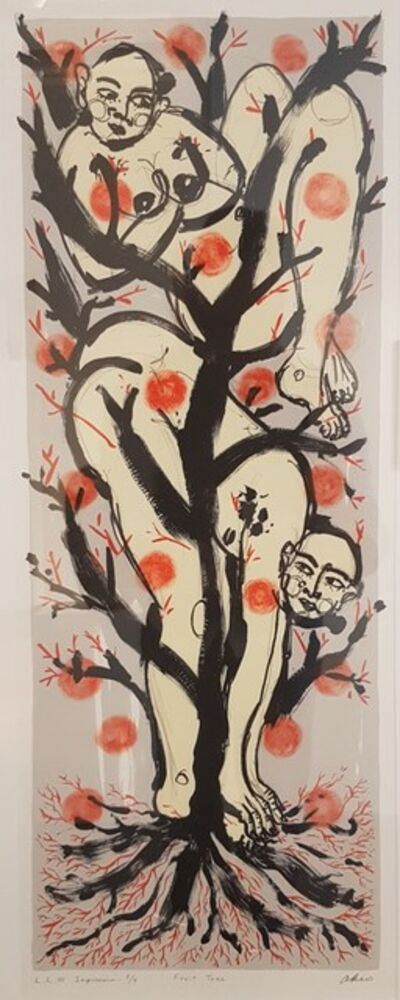 Akio Takamori, 'Fruit Tree', 1993