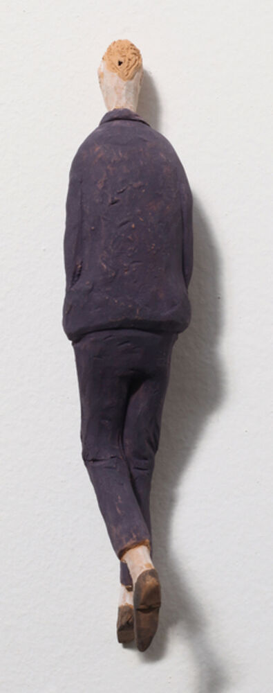 Pino Deodato, 'Chiodo fisso', 2016