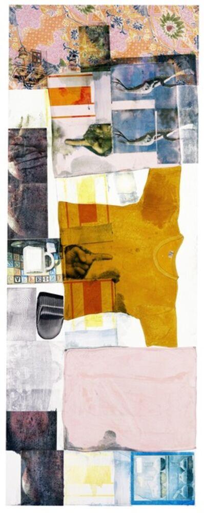 Robert Rauschenberg, 'The 1/4 Mile or 2 Furlong Piece', 1981-1998