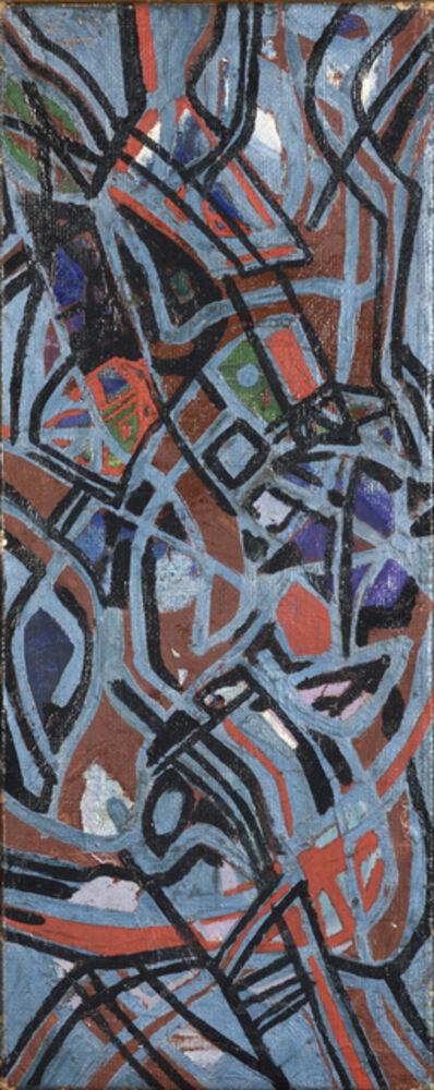 Stanley William Hayter, 'Untitled (Projet De Vitrail)', 1955