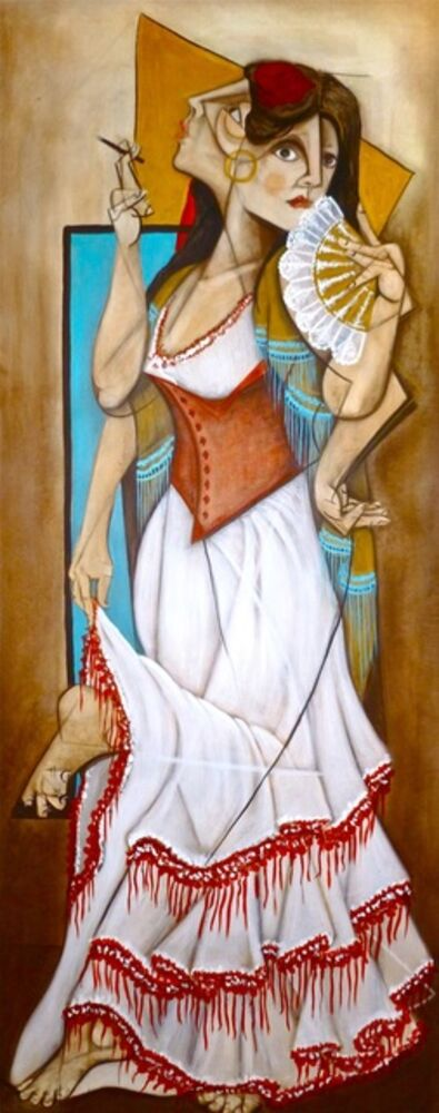 Ricardo Pollman, 'Carmen'