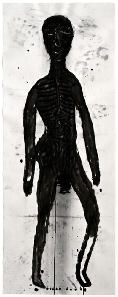 Sadik Kwaish Alfraji, 'Human Anatomy Manuscript', 2007
