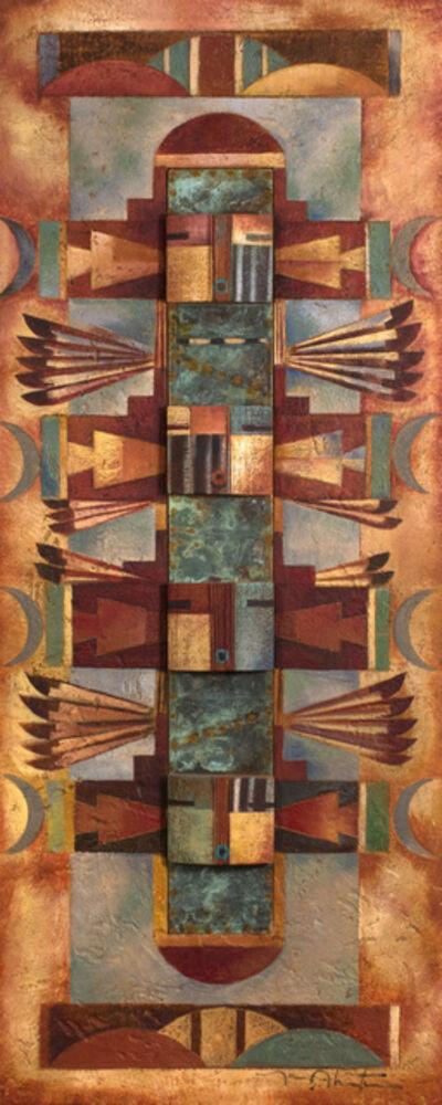 Tony Abeyta, 'Totem III', 2004