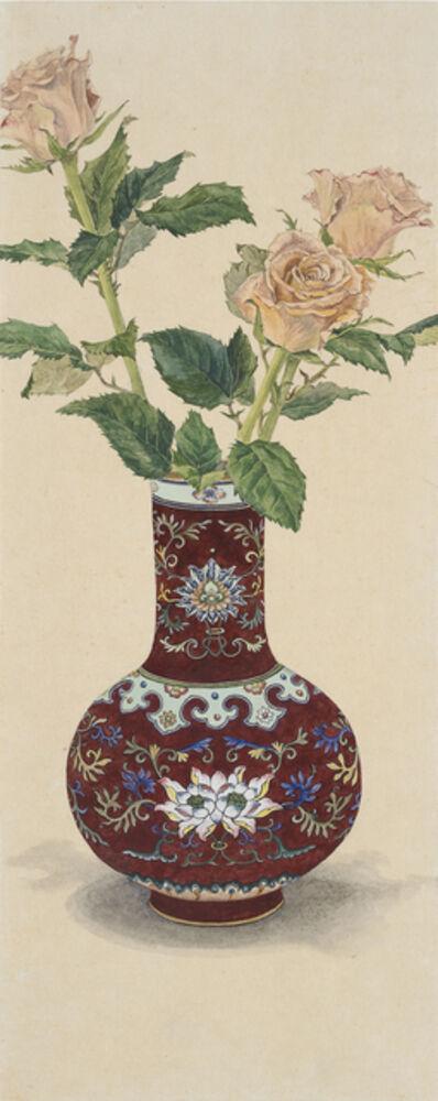 Lee Jung Eun (b. 1971), 'One vase', 2015