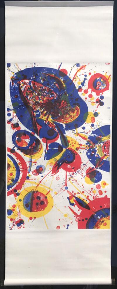 Sam Francis, 'Pasadena Box #10 (scroll)', 1966