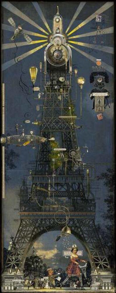 Bruno Mallart, 'Un phare dans la nuit ', 2019