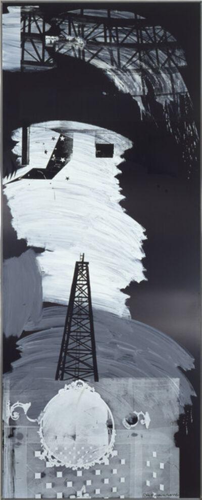 Robert Rauschenberg, 'Sky Doily (Urban Bourbon)', 1993