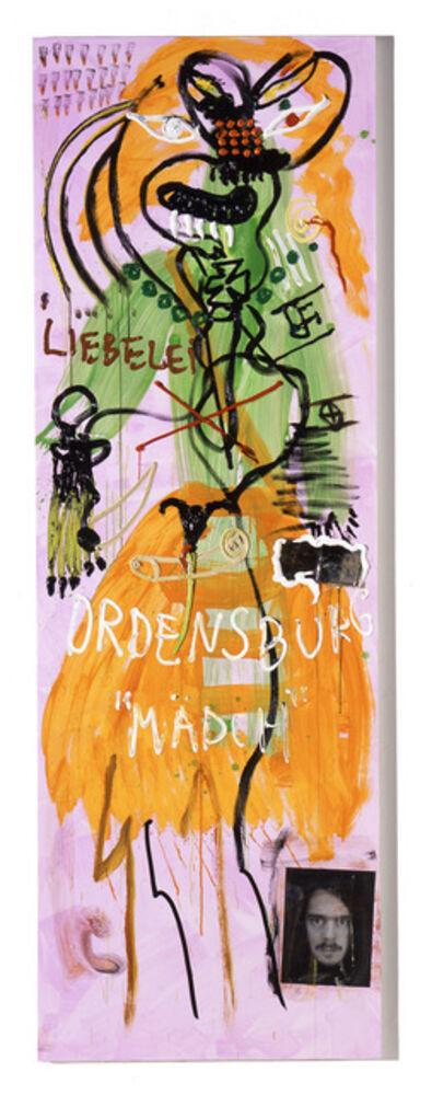 Jonathan Meese, 'Die Erzsau aß 4 Tonnen...', 2006