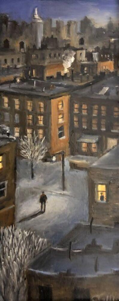 Carole Teller, 'Downtown Street Light', 2020