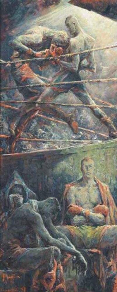 Sergei Chepik, 'Morituri te Salutant', 1997