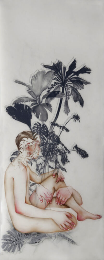 Anthony Goicolea, 'Terrarium  right, triptych', 2012