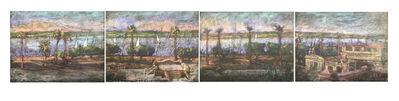 Joseph Plaskett, 'Nile at Luxor Morning', 1988