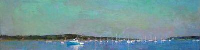 Larry Horowitz, 'Blue Hulled Boat, Edgartown', 2017