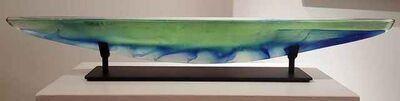 Steven Maslach, 'Long Boat Green', 2011