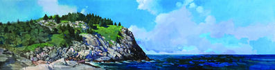 Nicholas Read, 'Black Head, Monhegan Island', 2015-2019