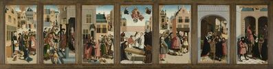 Master of Alkmaar, 'The Seven Works of Mercy', 1504