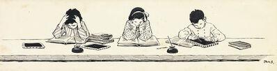 JESSIE WILLCOX SMITH, 'Three School Children', 20th Century