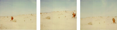 Stefanie Schneider, 'A Vision you can't Capture (29 Palms, CA), triptych, analog, mounted', 2007