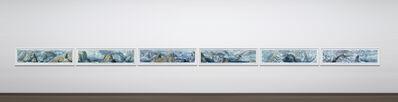 Uwe Walther, '1:25'000 Swiss Panorama (Polyptichton)', 2013-2015