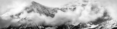David H. Gibson, 'Mountain Moment I, Canadian Rocky Mountains (12 0551-0553)'