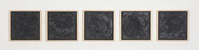 Stefan Gec, 'Five Portraits of Emile Berliner', 2015