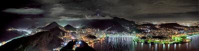 Andrew Prokos, 'Panoramic View of Rio De Janeiro at Night', 2017