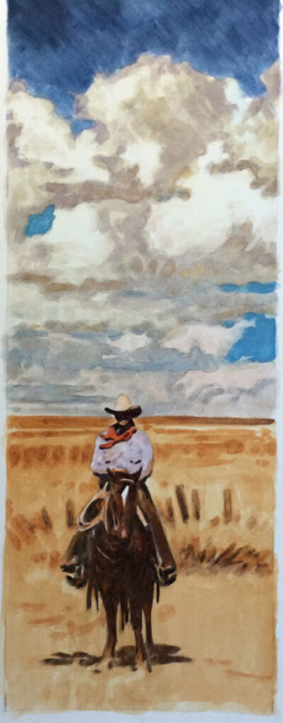 Teal Blake, 'West Texas Cowpuncher'