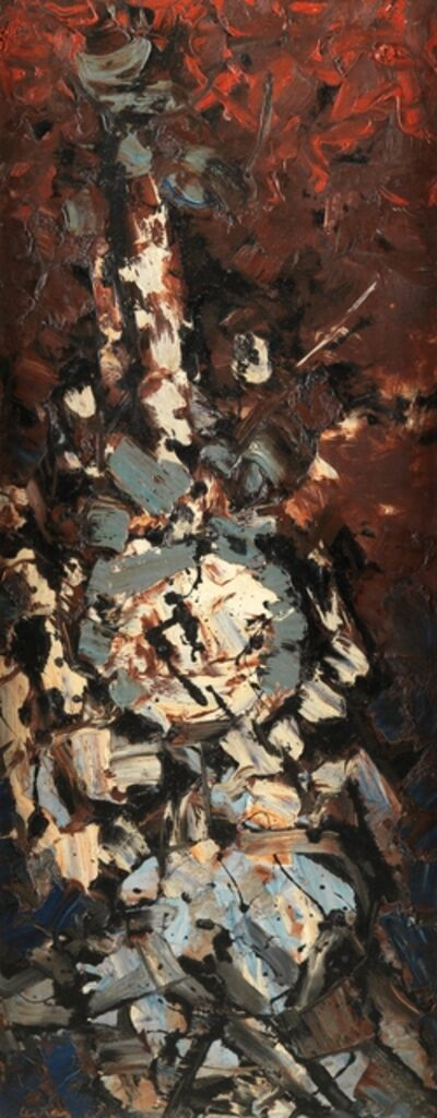 Frank Avray Wilson, 'Launching (Unison)', 1961