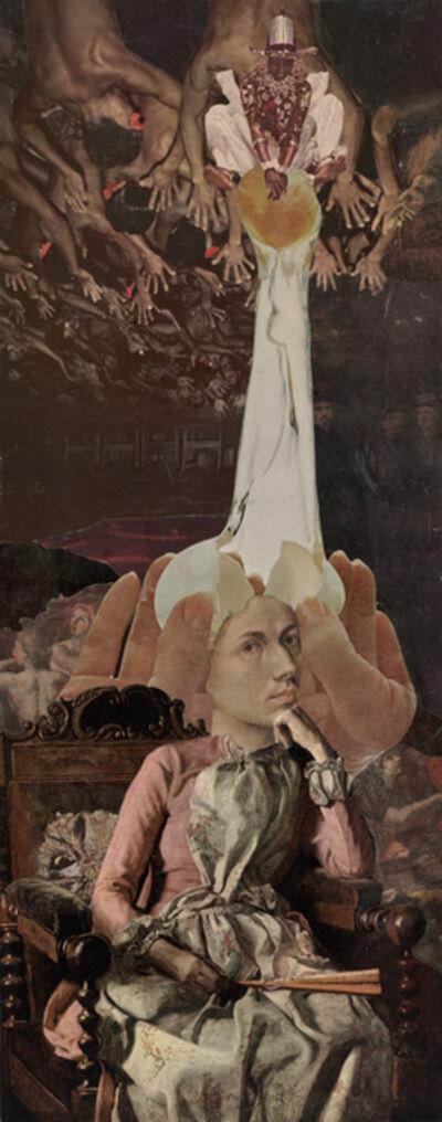 Jean Conner, 'Voo Doo', 1960