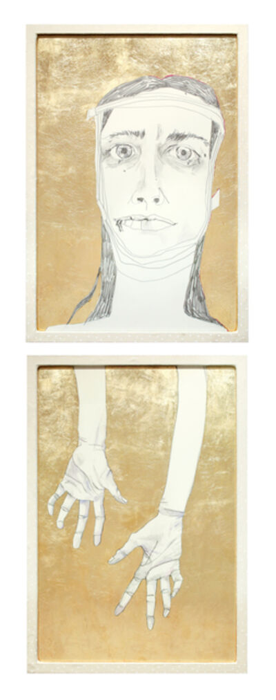 Emily Smith, 'Self-Portrait in Mirror', 2015