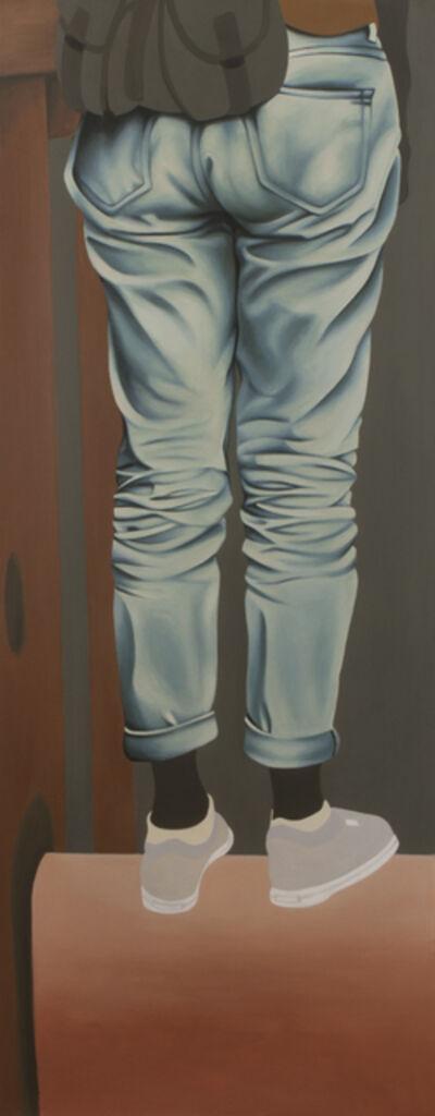 Kathryn Mecca, 'Legs No. 4', 2017