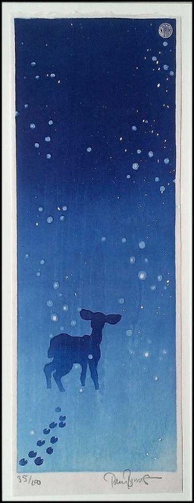 Paul Binnie, 'Yuki Ni Shika (Dear in Snow)', 2013