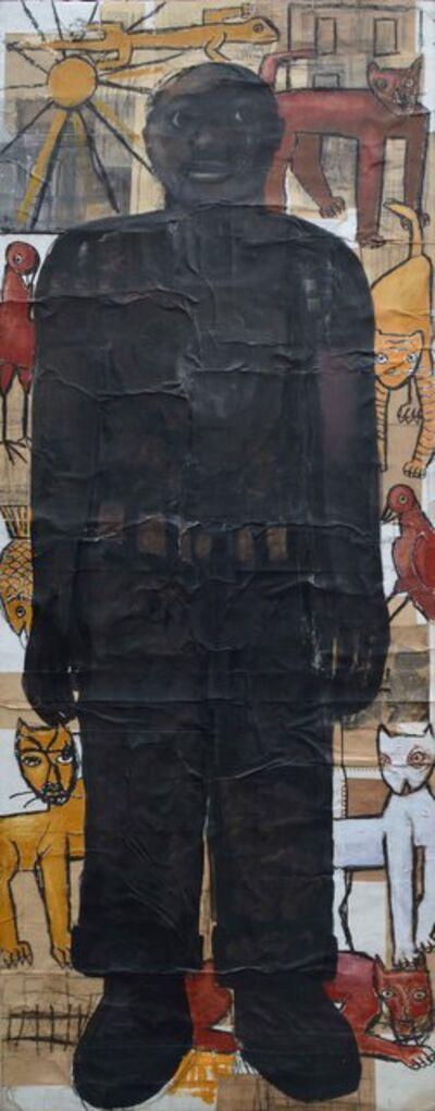 Amadou Camara Gueye, 'Standing Man', 2001