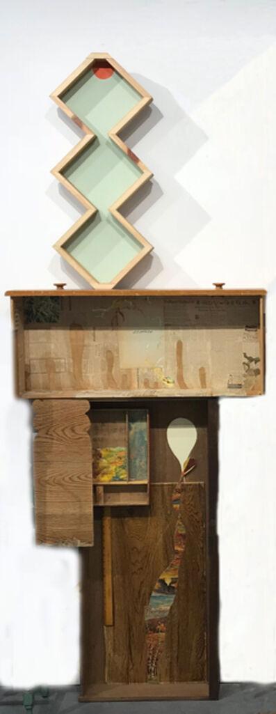 Alison Pebworth, 'Untitled 3, Cabinet Installation', 2018