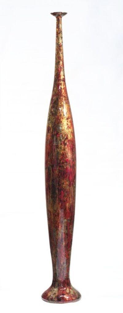 Tommy Zen, 'Red/Green Néo Classique Vase', 2016