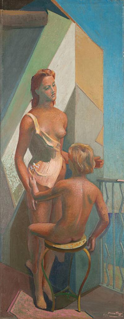 Mario Tozzi, 'La Margherita', 1950