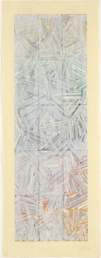 Jasper Johns, 'USUYUKI (ULAE 210)', 1980