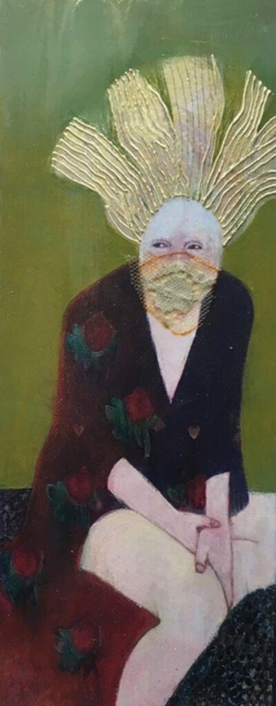 Deirdre O'Connell, 'Robed Eve #1', 2020