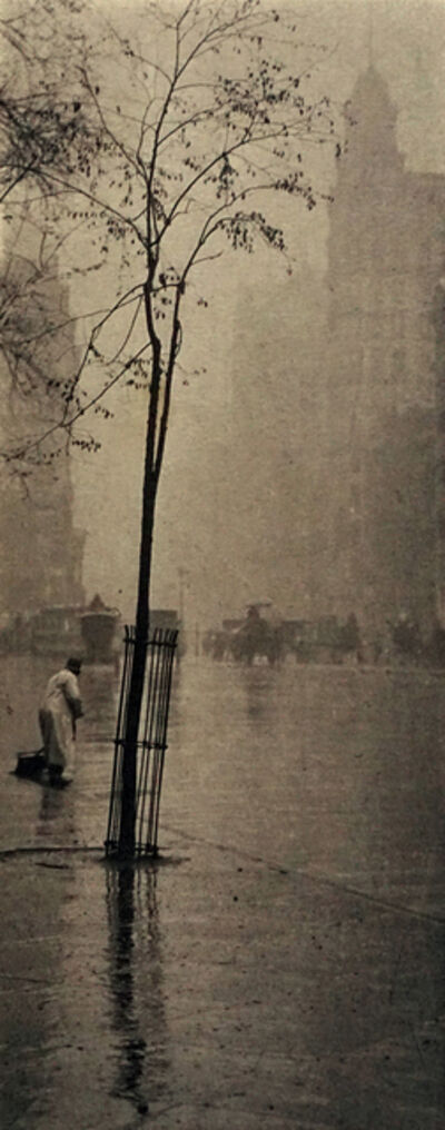 Alfred Stieglitz, 'Spring Showers, New York', 1900 (Printed 1911)