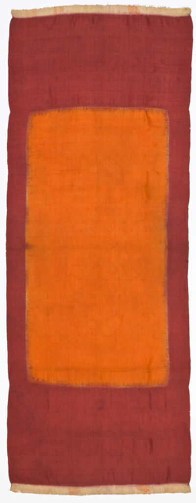 'Married woman's shoulder cloth (lawon)', 19th century