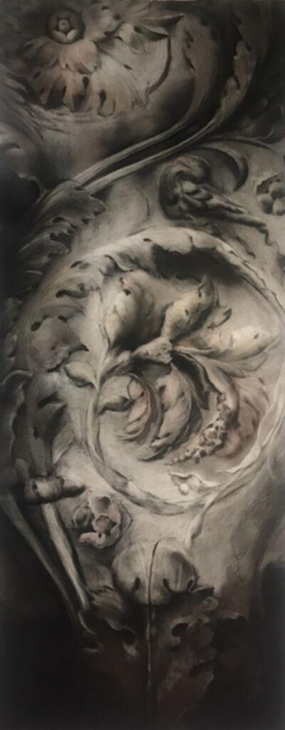 Melanie Baker, 'Acanthus Leaves', 2017