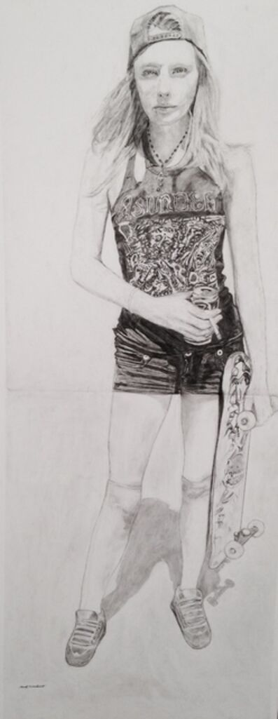 Sandy Treadwell, 'Lindsay', 2014