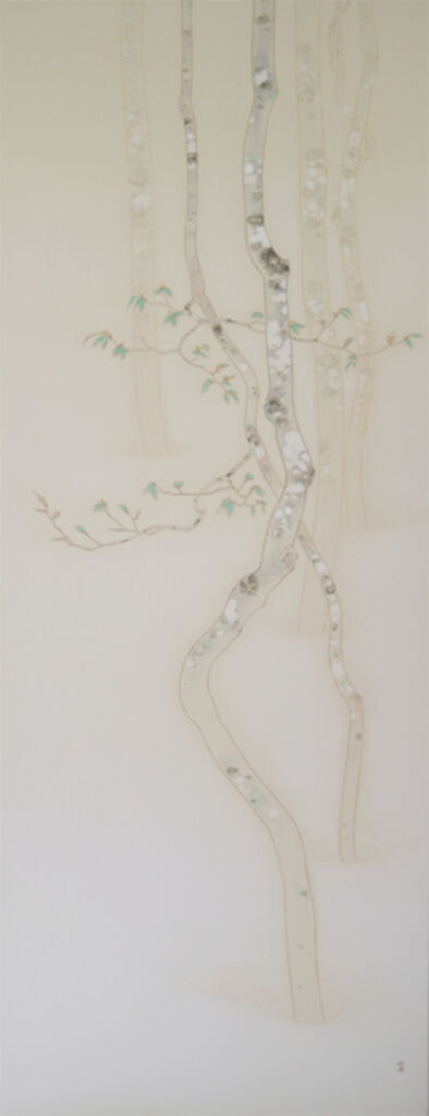 Shigemi Yasuhara, 'Light Snow', 2018
