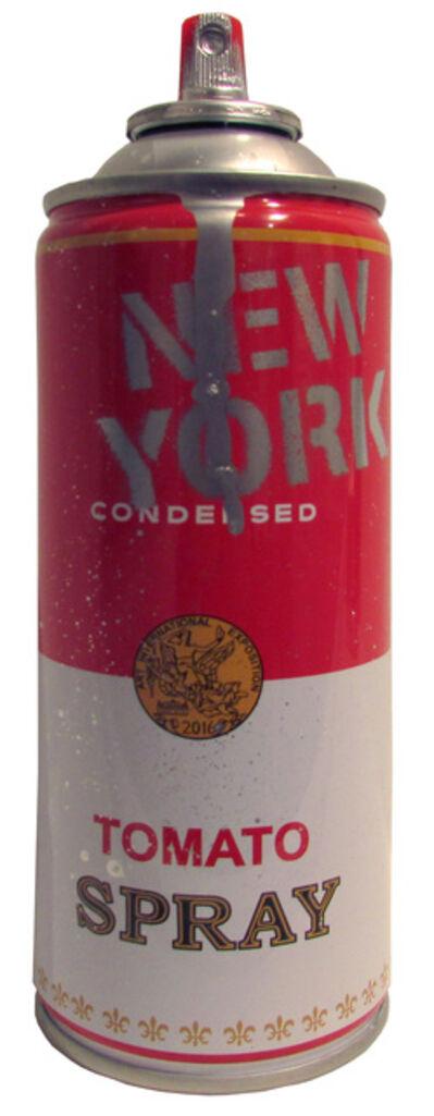 Mr. Brainwash, 'Spray Can: New York (Sliver)', 2016