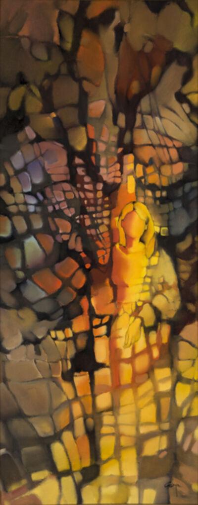 Amaya Salazar, 'Fragmented Yellow', 2019