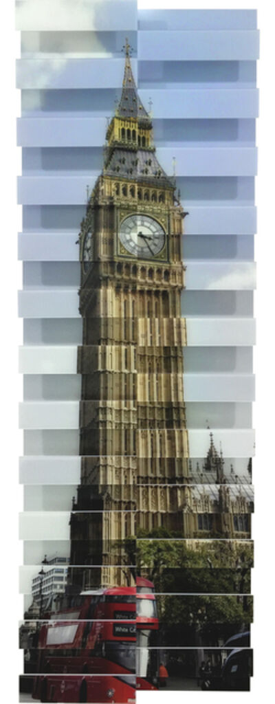 Daniel Adrián, 'Big Ben - London, England', 2014