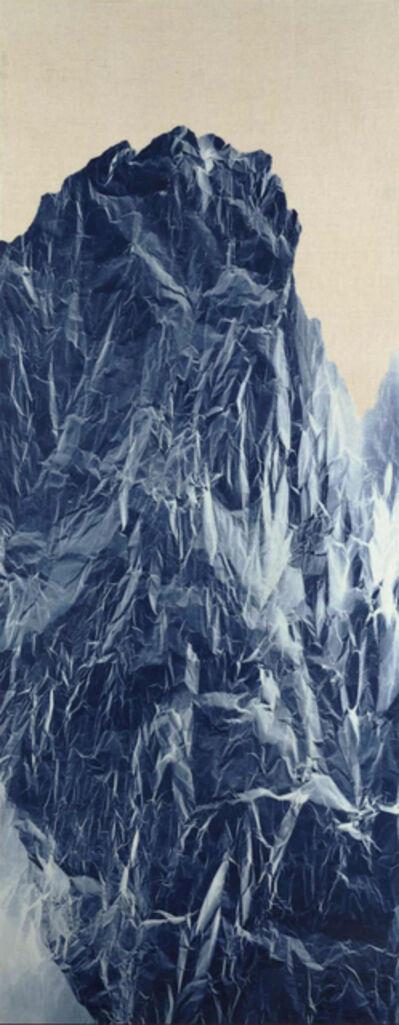 Wu Chi-Tsung, 'Cyano-Collage 055', 2019