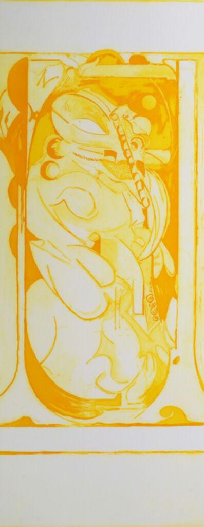Graham Sutherland, 'Pupa I, II & III (three works)', 1977