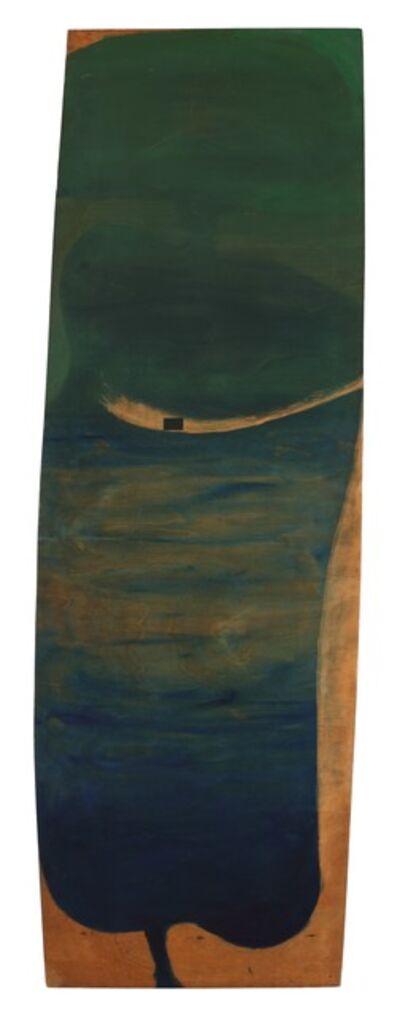 Victor Pasmore, 'Green and Indigo', 1965